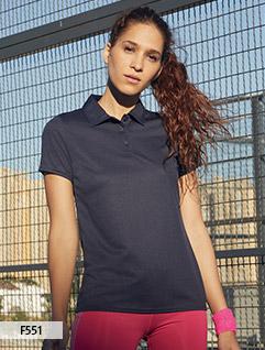 Sports polo shirts